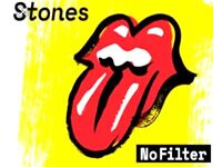 The Rolling Stones Ticket 5 June Manchester