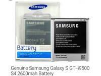 Samsung Galaxy S4 Genuine Battery