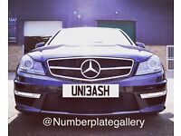 UNLEASH, CEOS BMW and MRS LAW Number Plates for sale