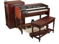 Hammond Organs Wanted.