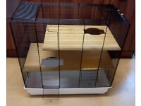 Large hamster cage and brilliant accessories