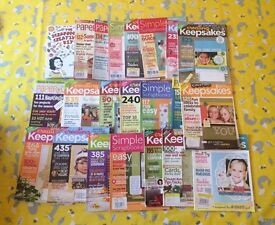 US Cardmaking and Scrapbooking Magazines