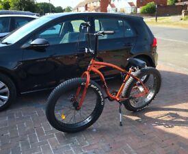 Pegasus Pegas Cutezator EV FatBike / Fat Bike