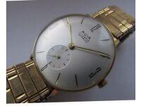 Vintage Avia gents watch