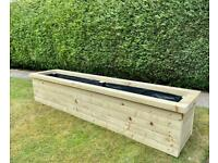 Made to order raised garden bed (price depends on size)