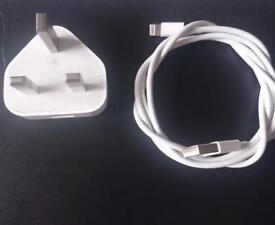 Genuine Apple Lightning Sync & Charger For iPhone 7 Plus 6s 6 5s 5 Ipad Air