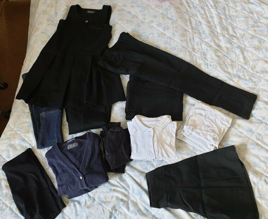 School uniforms for 5 years old girls