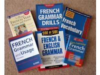 French language tuition books