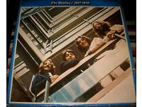BEATLES Blue Album 1967-1970, Original Apple Vinyl..
