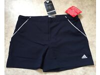 83. Adidas Shorts - Navy/White - £12