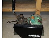 Medeco Medeco Key Cutting Machine, for locksmith key cutting Shoe repair shop