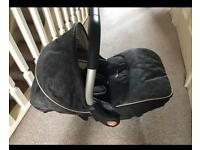 Silver cross baby carseat