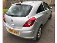 Vauxhall Corsa 1.3 CDTI Full MOT Low Mileage 70,690 Nippy Diesel Low Running Costs