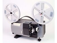 super 8 projector Magnon 800 Instdual IQ ZRS in working condition