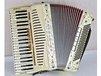 Excelsior 41 / 120 Bass - 4 Voice Musette Accordion
