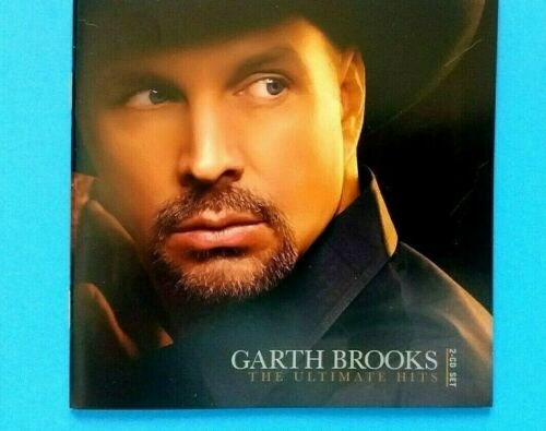 GARTH BROOKS THE ULTIMATE COLLECTION, TWO CD