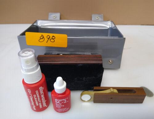 DISCWASHER CD1 SC-2  BRUSH Cleaning Kit