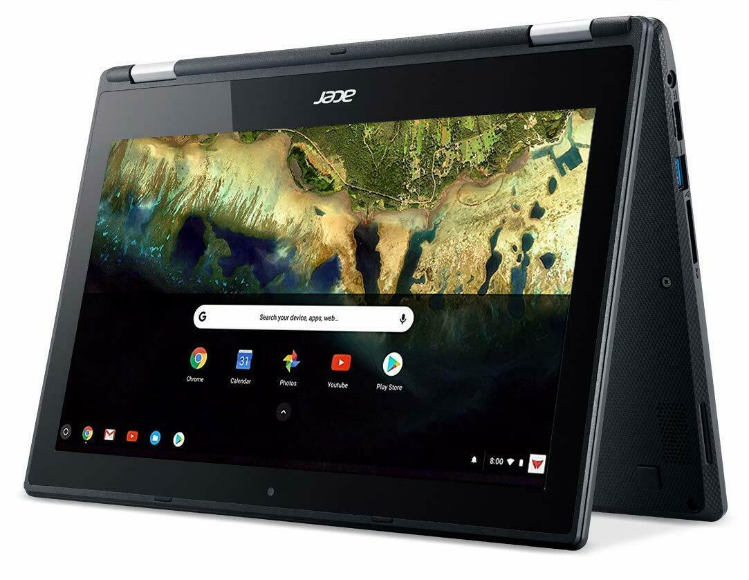 Купить Acer C738T-C44Z - Acer Chromebook R11 C738T-C44Z 11.6 Touchscreen LED 4GB RAM 16GB Chromebook