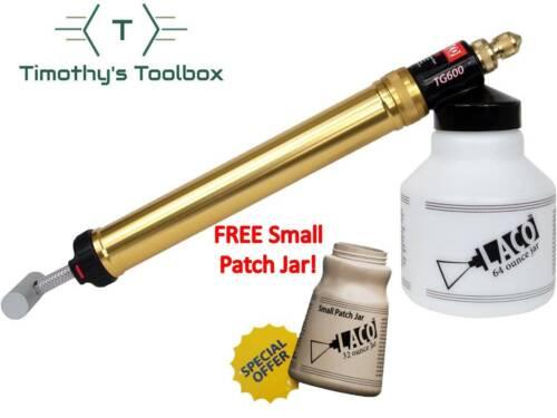 Laco TG600 Drywall Hand Pump Texture Patch Gun Sprayer