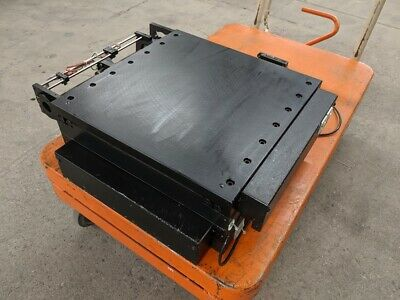 Xy X-y Two Axis High Precision Screw Drive Table With Heidenhain Lif 17r Encoder