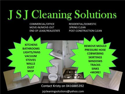 J S J Cleaning Solutions