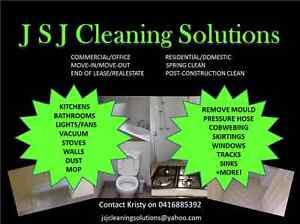 J S J Cleaning Solutions Bridgman Singleton Area Preview