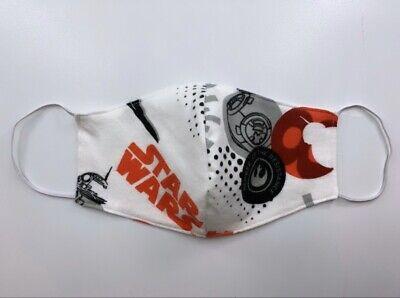 Shipping Wars Women (Star Wars Cotton Face Mask, White, Reusable/Washable, Men, Women, Fast)