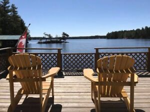 Private Waterfront Cottage for rent At Lake Nipissing