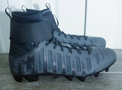 NIB Under Armour C1N MC Men/'s Size 13 Football Cleats 1289763-001 Cam Newton
