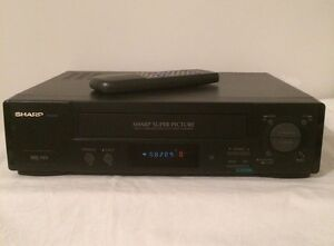 SHARP VHS with Remote Control Padbury Joondalup Area Preview