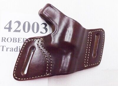 Triple K Leather Holster fits S&W 642 638 Hammerless Snubs Ruger SP101 LCR