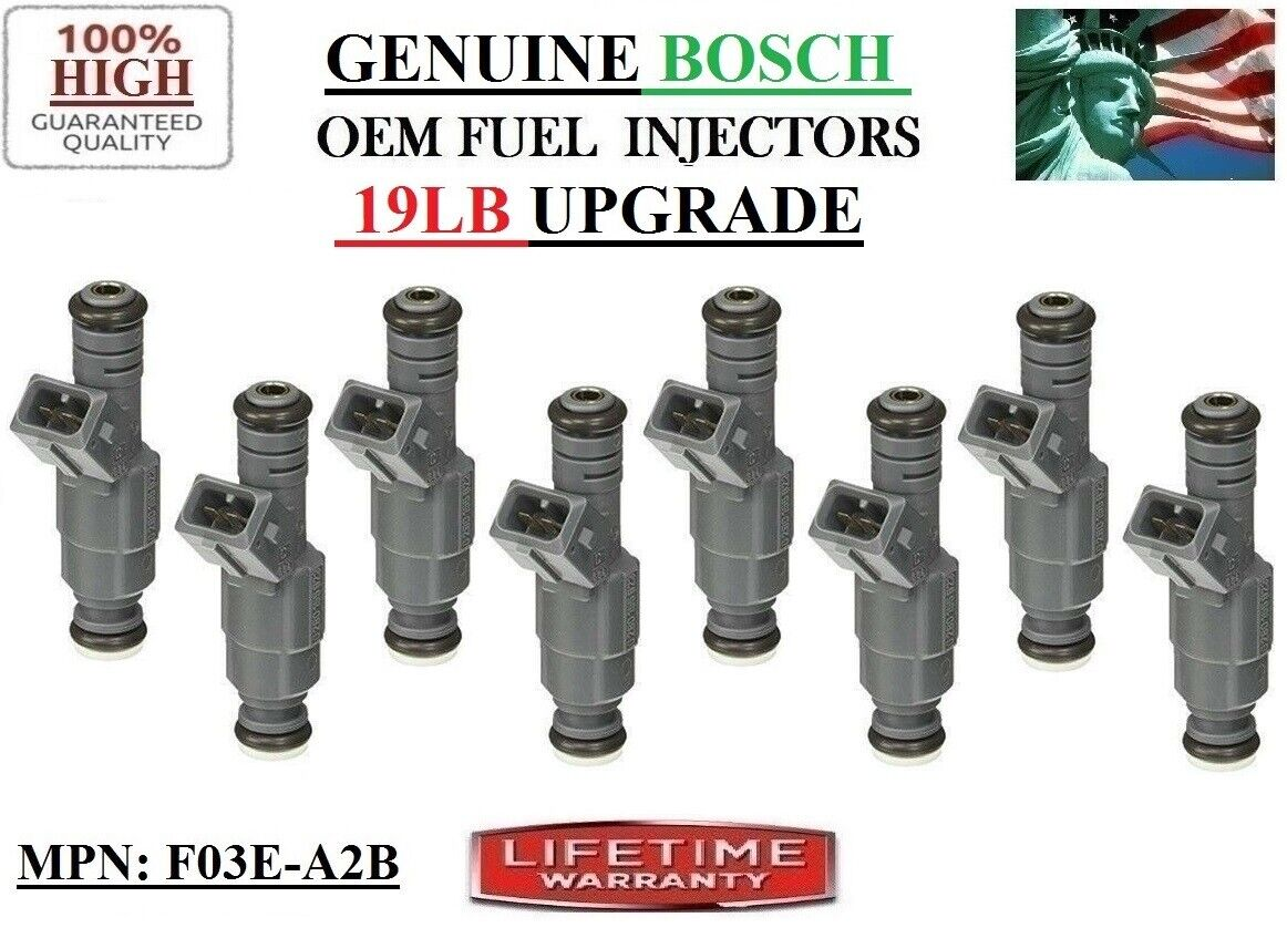 OEM 0 280 158 064 Bosch Fuel Injectors Ford/Mercury/Lincoln