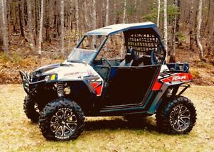 800RZR LE loaded with new accessories.Exc condition 7800firm