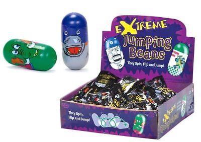 auber-Springbohnen Jumping Beans Anti-Stress Spielzeug Bohnen (Bean Spielzeug)