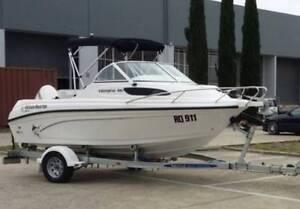 Ocean Master 490 Cuddy 90hp Essendon Moonee Valley Preview