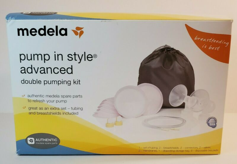 Medela Pump In Style Advanced Double Pumping Kit New Open Box
