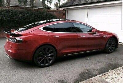 Tesla Model S Spoiler / Wing