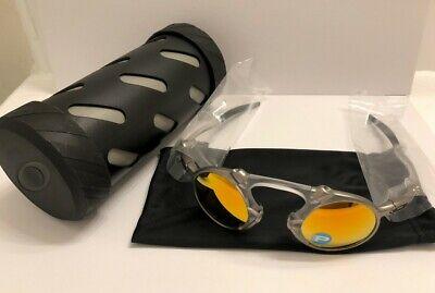Oakley Madman Plasma/Fire Iridium PolarizedOO 6019-07