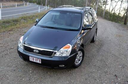 Kia Grand Carnival Wagon *Private Seller* 2012