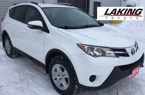 """2014 Toyota RAV4 LE AWD NEW TIRES HEATED SEATS """"""""READY FOR YOU"""""""""""
