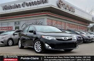 2014 Toyota Camry XLE 4 CYL DVD+GPS!!!!!!