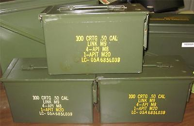 """308 WIN Ammo Can 4x Labels Ammunition Case 3/""""x1.15/"""" stickers decals 4 pack WT"""