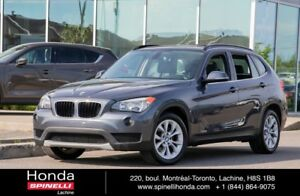 2013 BMW X1 28i xDrive AUTO TOIT AUTO AC AWD PANORAMIC ROOF++