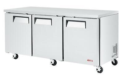Turbo Air Eur-72-n E-line 72 Undercounter Refrigerator