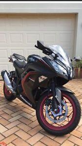 2016 Kawasaki Ninja 300 ABS Special Edition Camperdown Inner Sydney Preview