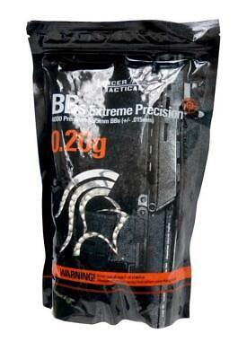 Lancer Tactical Extreme Precision 0.20g 6mm BBS 4000 Rounds White For -