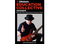 BASS GUITAR LESSONS.....ESSEX/ LONDON/ SOUTH EAST