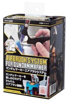 Airbrush System (MR. HOBBY GMA01 Airbrush System for Gundam Marker)