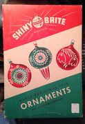 Vintage Christmas Ornaments Bumpy