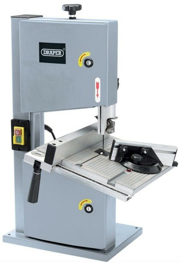 DRAPER 13773 200MM 250W 230V TWO WHEEL BANDSAW